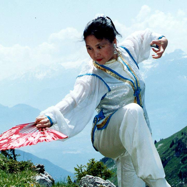 Dragon Fan – Bow Sim Mark Tai Chi Arts Association